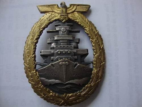 My Kriegsmarine collection