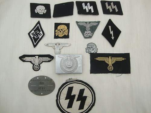 SS collection