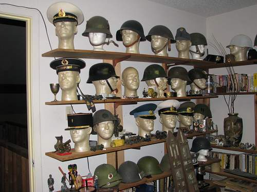 Grandfathers collection.