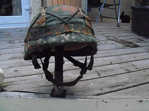 helmet display idea