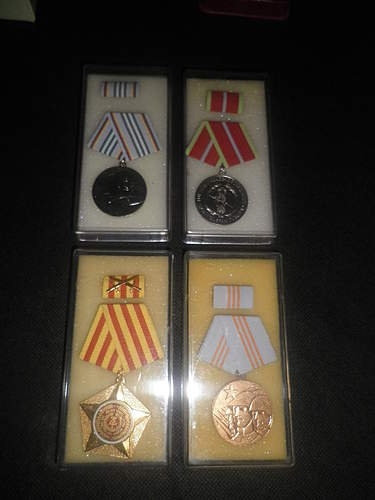 Medal Collection and other bits...