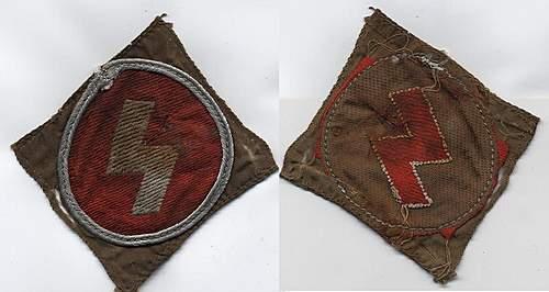 Deutche Jungvolk Sigrune Collection