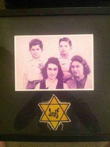 CHECK IT OUT! my collection of WWII Thrid reich, U.S, and jewish artifacts. Very proud