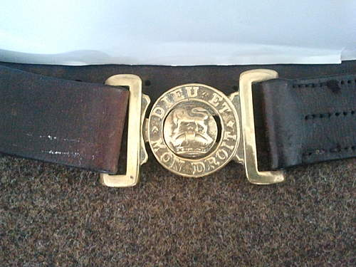 Instant Collection of Belt buckles