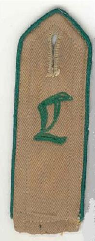 Hitlerjugend Landjahr Insignia Collection