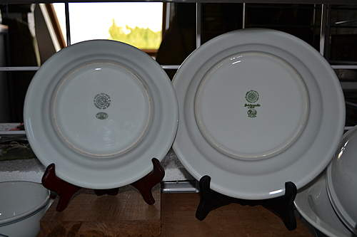 poele's German dinnerware collection  -  part 2
