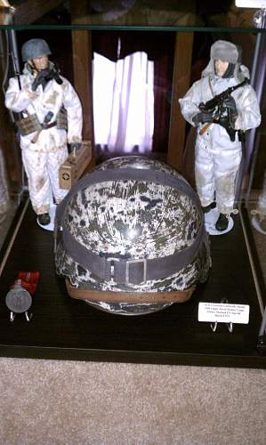 Helmets and Visors and Medals Oh My