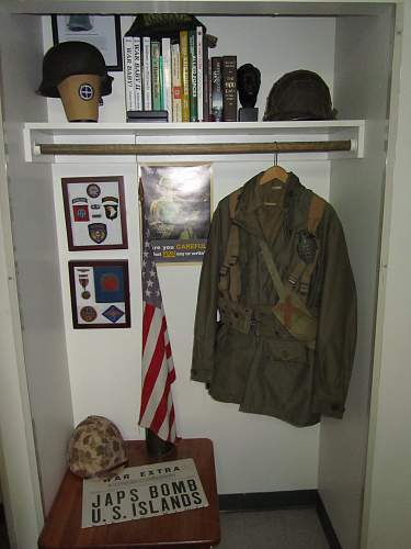 My home-away-from-home display