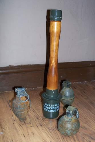 my grenades