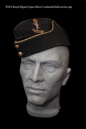 British headgear collection