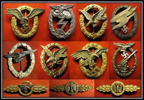 Click image for larger version.  Name:Awards Luftwaffe.jpg Views:3162 Size:163.6 KB ID:421081