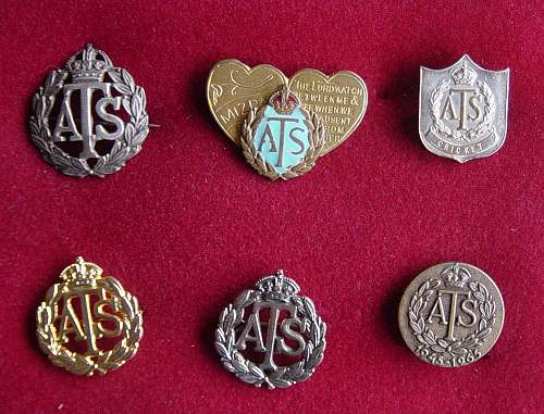 My ATS Sweethearts collection