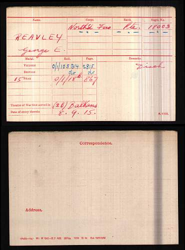 Click image for larger version.  Name:BritishArmyWWIMedalRollsIndexCards19141920_124923059.jpg Views:66 Size:157.3 KB ID:433551