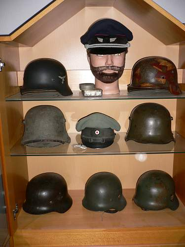 My small collection of WW2 items