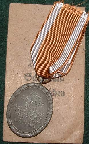 My German Medal & Badge Collection