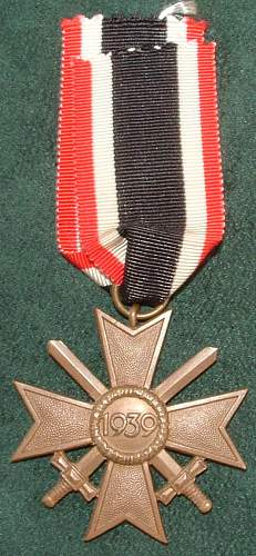 Click image for larger version.  Name:German Medal Coll (48).JPG Views:65 Size:107.8 KB ID:44612