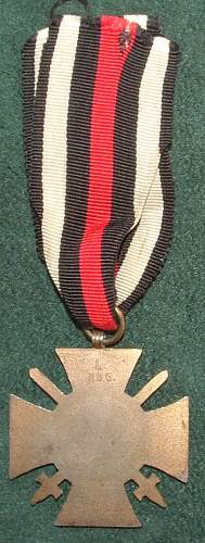 Click image for larger version.  Name:German Medal Coll (67).JPG Views:71 Size:95.9 KB ID:44618