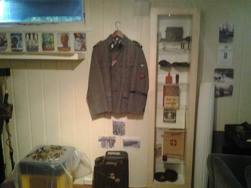 My little collection of ww2 stuff