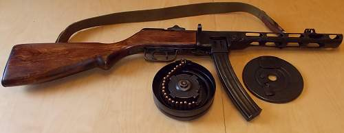 Click image for larger version.  Name:AA PPSH41 STICK AND DRUM DAYTIME LIGHT INDOORS 040 (2).jpg Views:144 Size:220.7 KB ID:448891