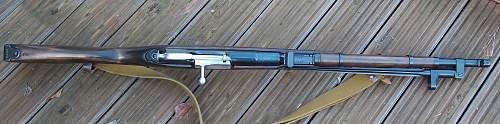 model 1944 nagant carbine