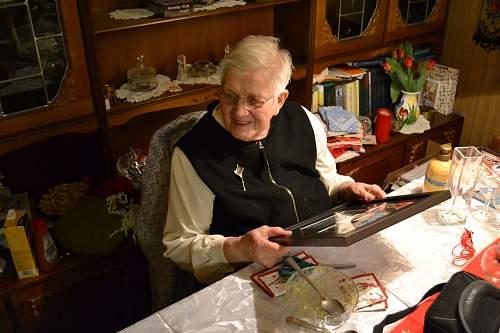 Christmas present - Tribute to my granduncle
