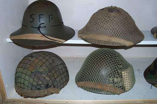 my world  helmet collection