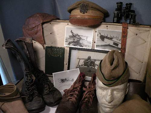 My Introduction: WWI Aviation Collector