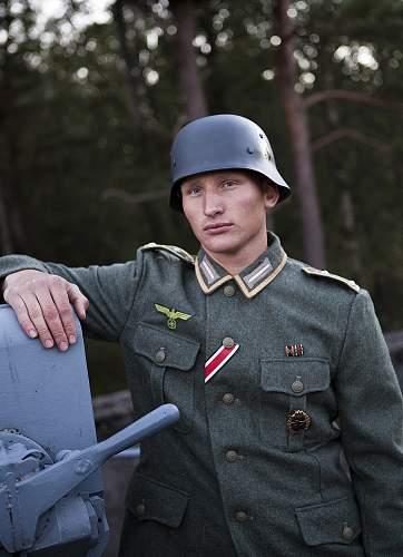 My ww2 militaria  - 2011