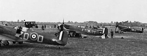 Battle of Britain Spitfire Relic