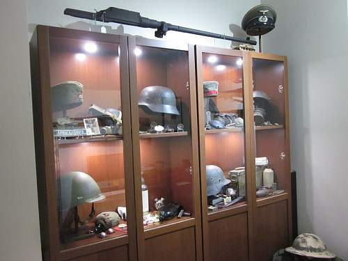 My collection, as it stands in 2013