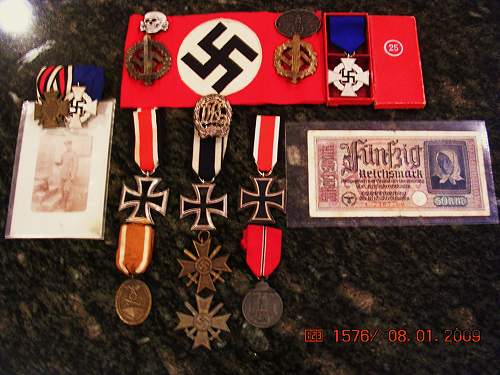 german medal collection