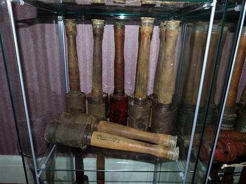 Stick Gren Collection...