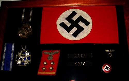 Click image for larger version.  Name:NSDAP collection.2.jpg Views:72 Size:310.1 KB ID:497078
