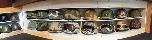 helmet display panoramic
