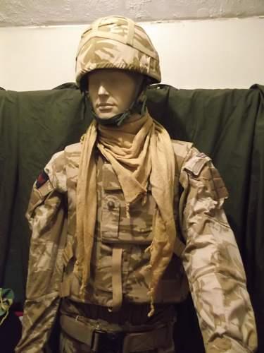 Current Desert Mannequin
