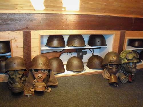 headgear busts