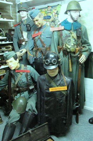 Ergens in Nederland 1939-1945 private museum