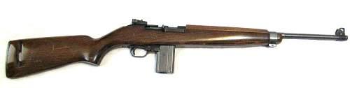 My Rifles
