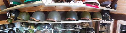 warsaw pact ,headgear display