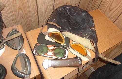 Luftwaffe aviation items