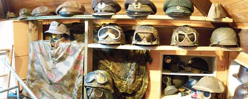 war room panoramic ,an update