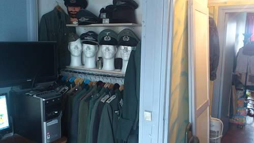 My Wardrobe Open Part one