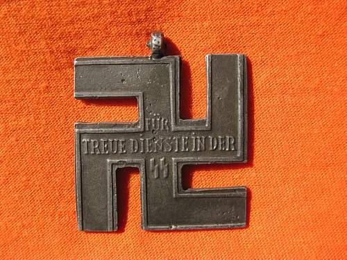 WW2 German badges