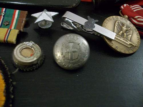 James D. Duncan's war loot and mementos- intact collection- (Picture heavy)