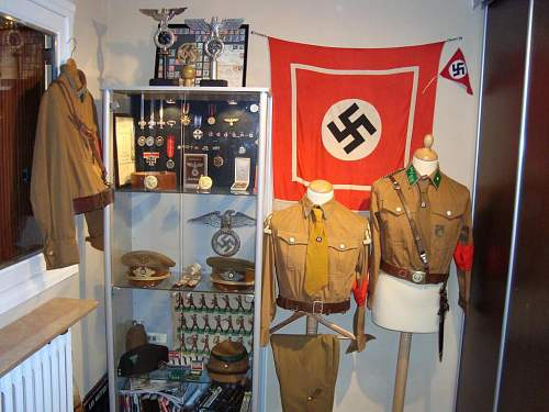 My room, NSDAP collection
