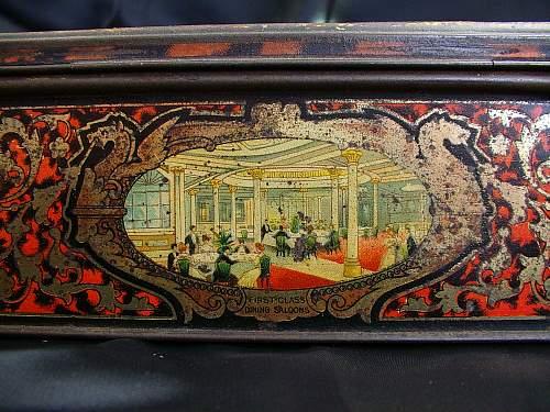 rare family item from RMS LUSITANIA