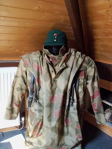 uniform display ideas