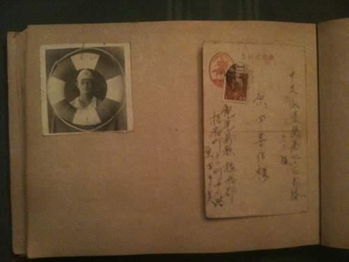 Kamikaze Flag,Photo album