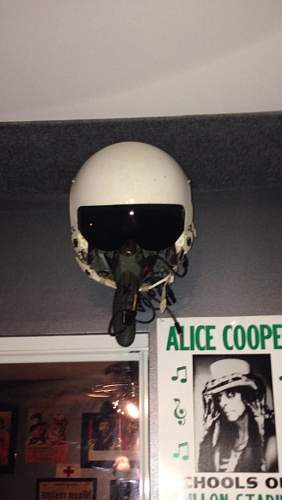 New wall mounts for helmets