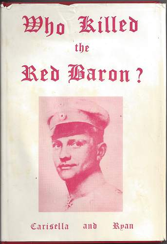 Click image for larger version.  Name:Who Killed the Red Baron - bool cover.jpg Views:68 Size:232.8 KB ID:585721
